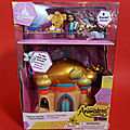 Disney animators' collection littles : jasmine micro playset