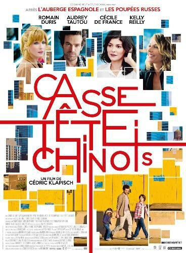 Casse-Tete-Chinois PHOTOaffiche
