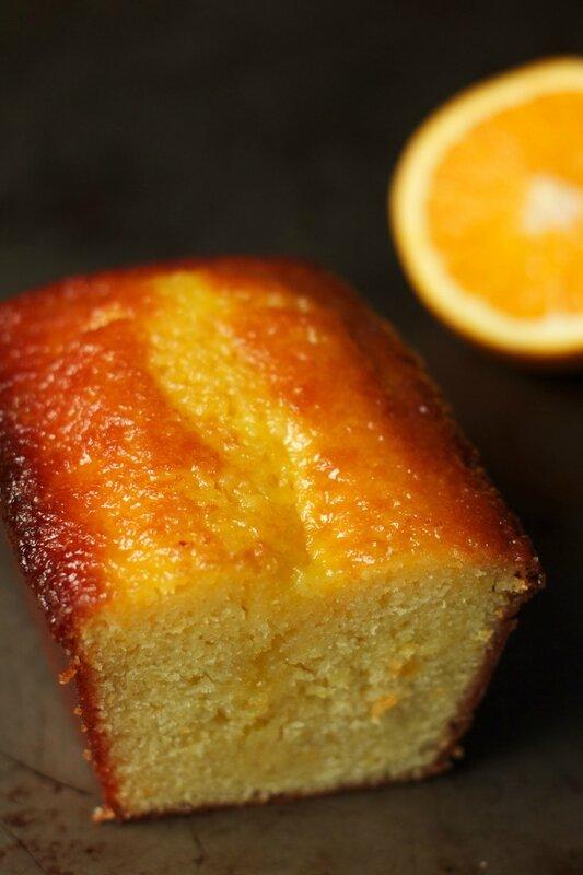MIAM Atelier culinaire Cake moelleux à l'orange