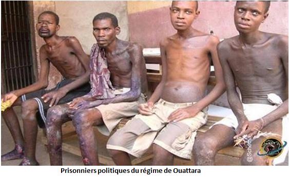 Prisonniers de ouattara