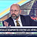Frederic fougerat sur bfm business