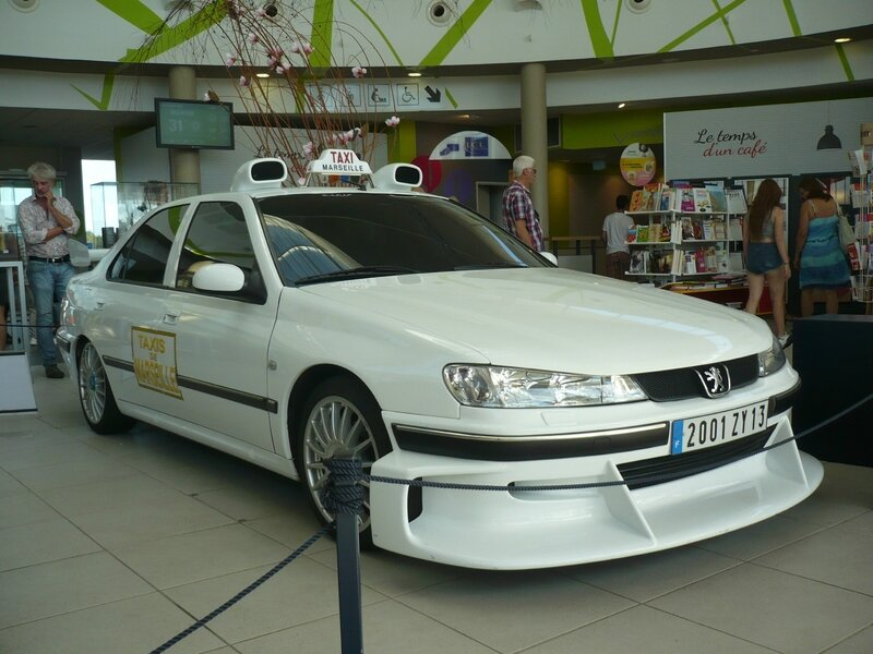 PEUGEOT 406 phase II Taxi 2 2000 Ecot (1)