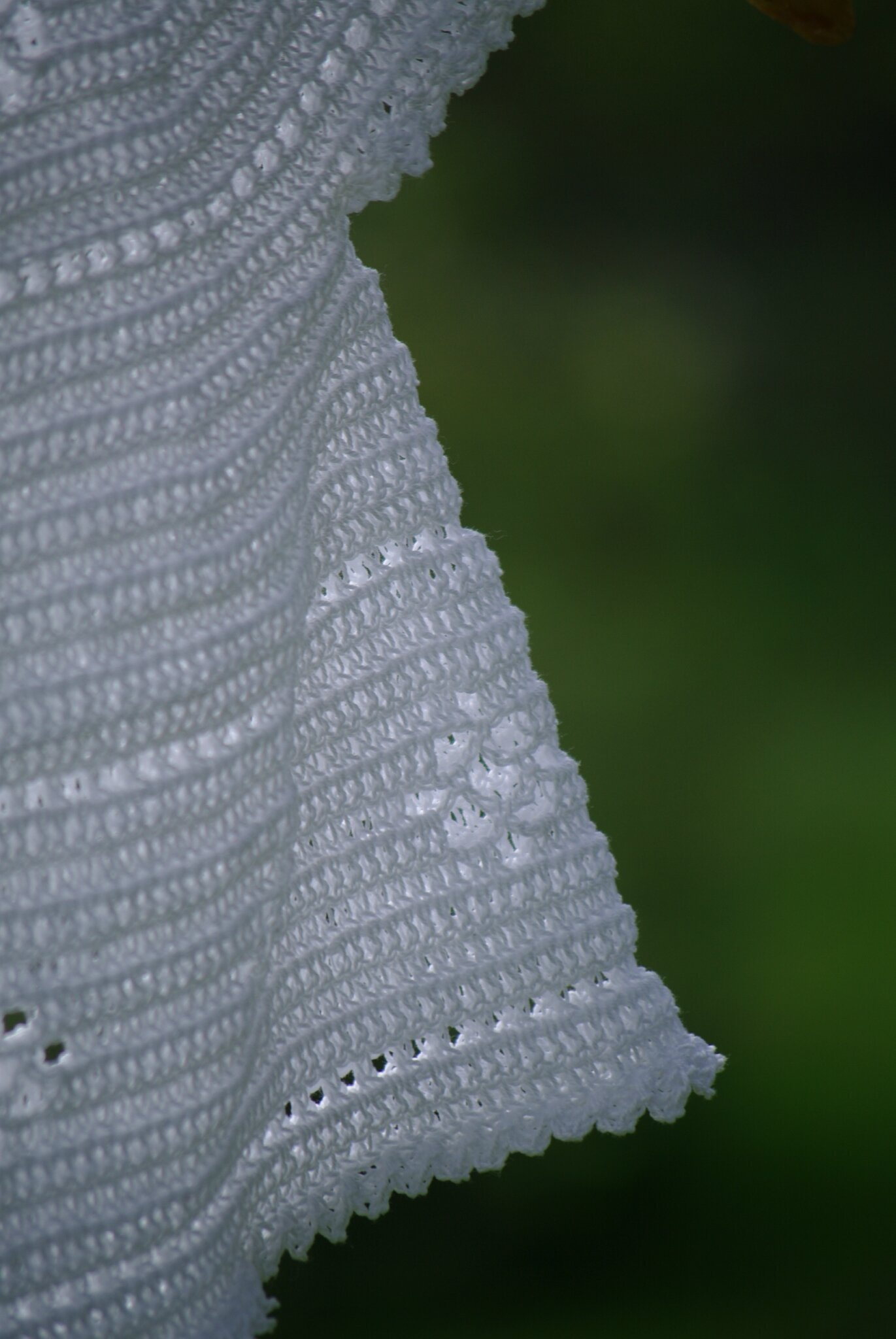 crocheter de la layette estivale