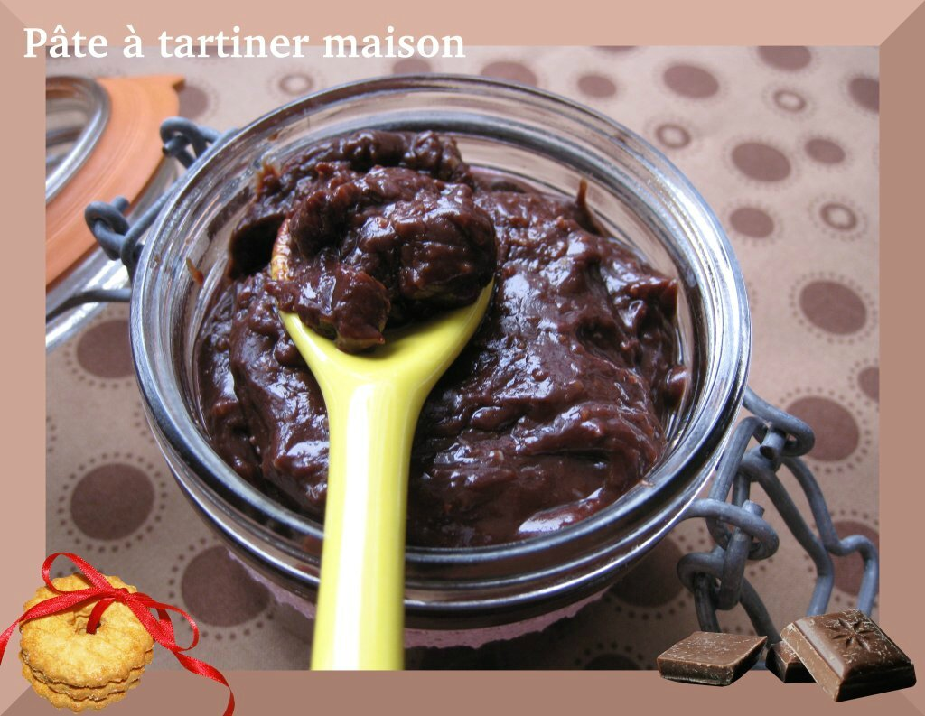 pate a tartiner maison