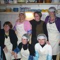 phtos des filles cuisinières