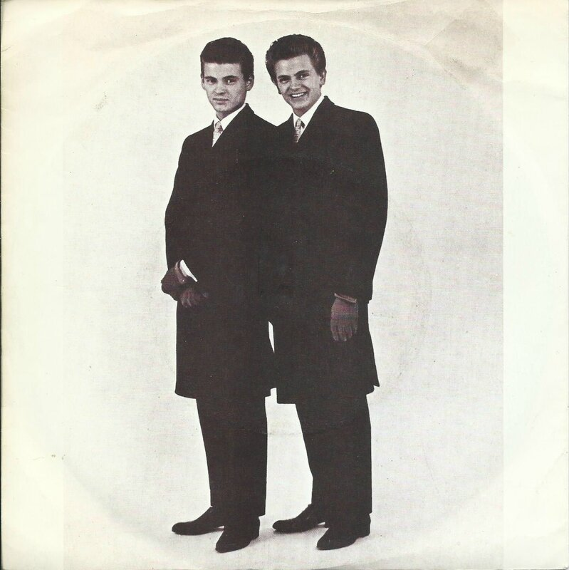 Everly Brothers recto