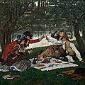 National gallery of canada acquires the foursome (the partie carrée) by james tissot