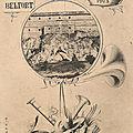 Belfort 1913, festival de musique des 16 & 17 août