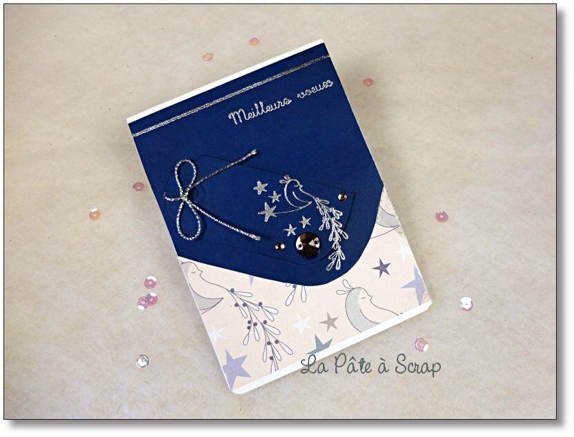carte oiseau bleu