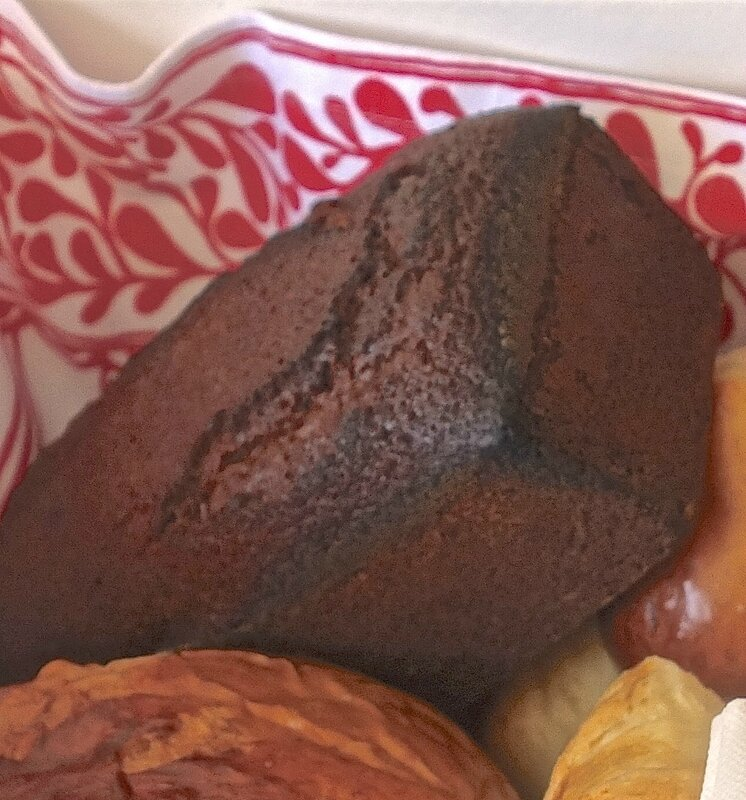 pain d'épice moelleux de Lilo