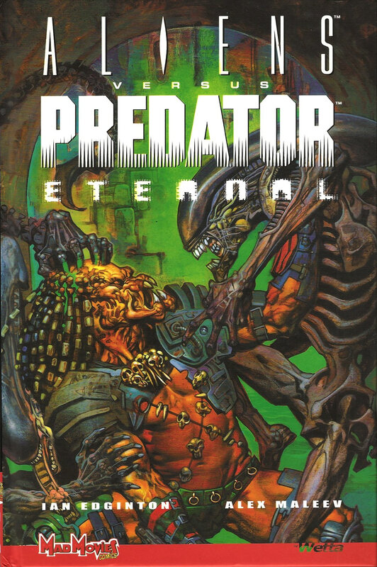 wetta aliens vs predator eternal