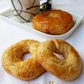 Petits biscuits au miel et à la cannelle