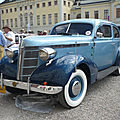 Pontiac deluxe super six 2door sedan 1937