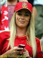 supportrice espagne