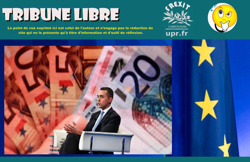 TL ITALIE ZONE EURO