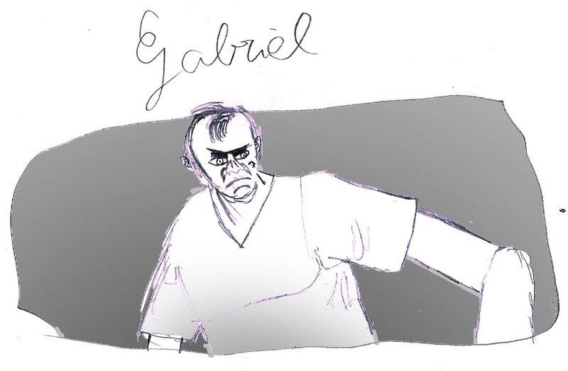 Gabriel 15