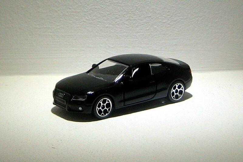 Audi A5 coupe (Ref 237 C) Majorette