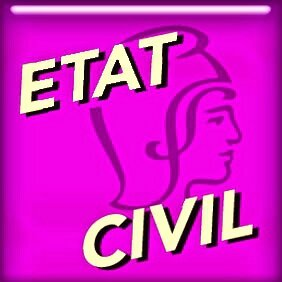 PICTO ETAT-CIVIL
