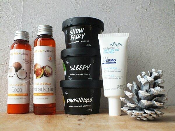 4 Routine Hydratation de l'Hiver Ma Bulle Cosmeto