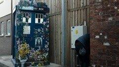 le TARDIS mémorial