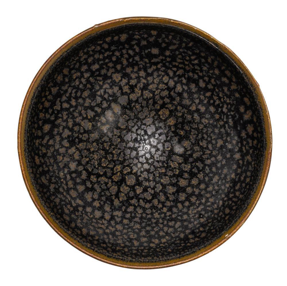 A 'Cizhou' 'oil-spot' teabowl, 12th-13th century