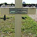 Dousselin georges (mérigny) + 31/10/1917 fère en tardenois (02)