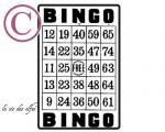 Bingo grand tampon