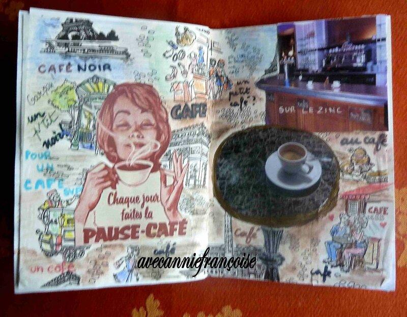 2 pages café