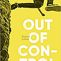 Out of control, par david lubar