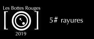 5 - RAYURES