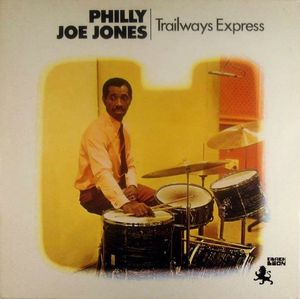 Philly Joe Jones - 1968 - Trailways Express (Black Lion)