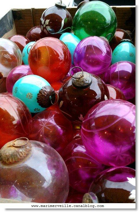 boules de Noël - brocante-marimerveille