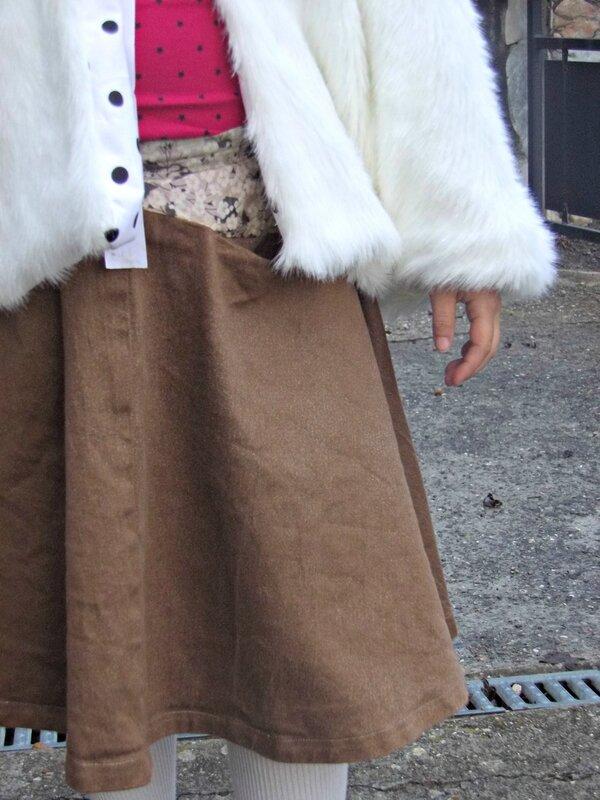 J'ai testé la jupe Olive teen