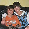 Mai 2008 avec Roman