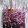 intérieur pochette à tags : page printemps