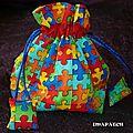 Minisak puzzle S