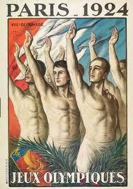 Affiche Paris 1924
