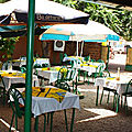 Chronique burkinabée - 1990 / 2005 (7/32). restaurants de ouagadougou.