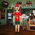 2- Pinocchio au Brésil