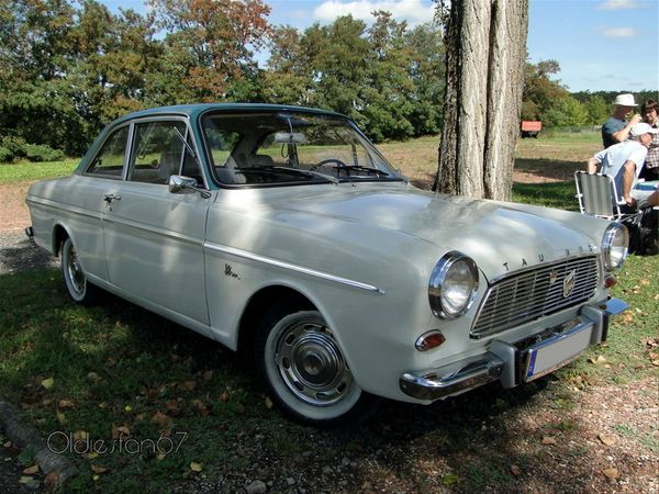 ford taunus 12m p4 coupe 1962 1966 a