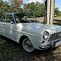 Ford taunus 12m p4 coupe, 1962 à 1966