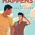 The music of what happens (bill konigsberg)