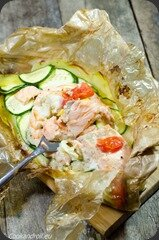 Papillote_Saumon_Gambas_Courgette-24