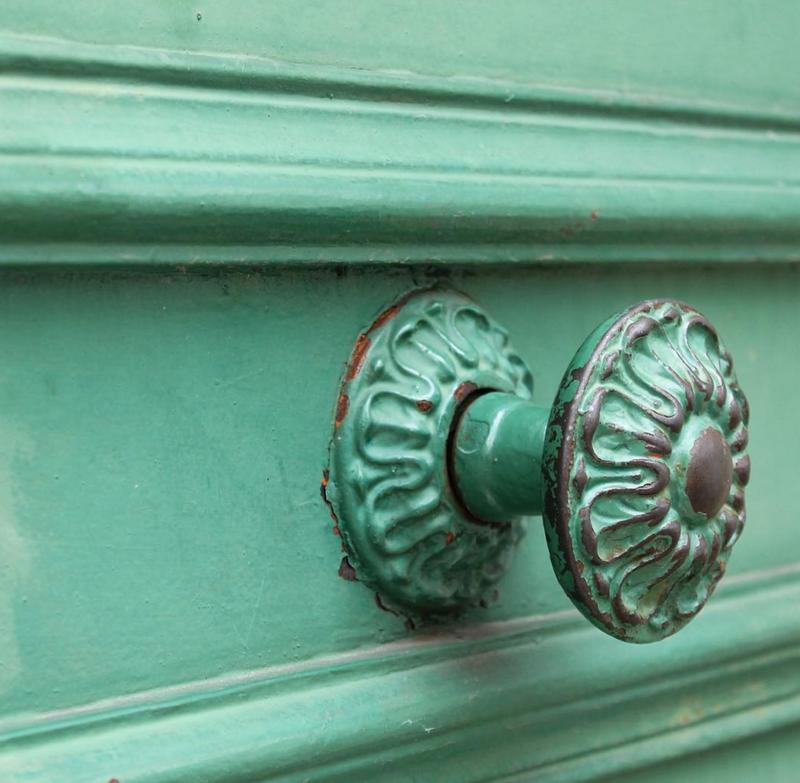 Vert porte encresurlescrap