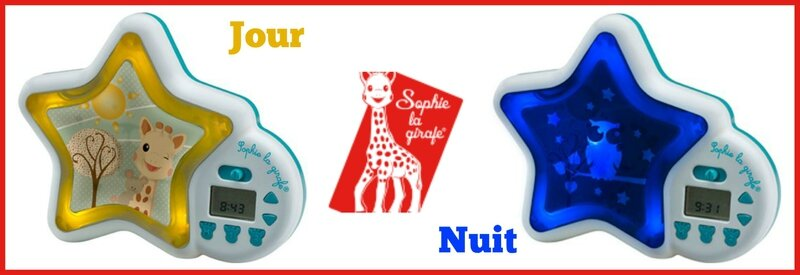 reveil-sophie-la-girafe