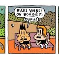Strip 117 / bill et bobby / la merde