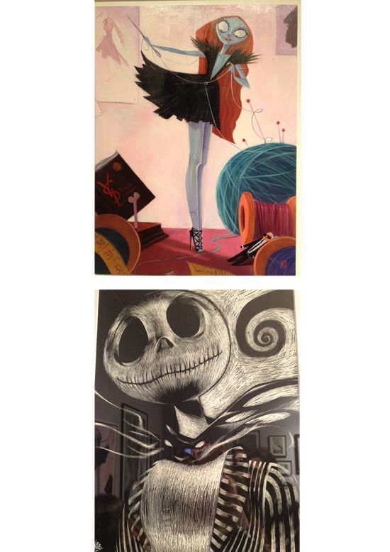 expo tim burton 1