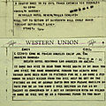 10/07/1958 - télégramme de sydney chaplin