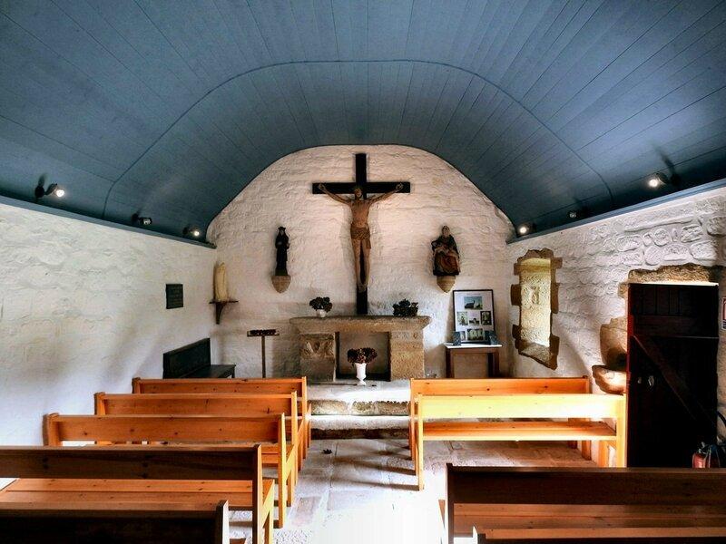 Ch30 - Intérieur de la chapelle Saint Yves 2