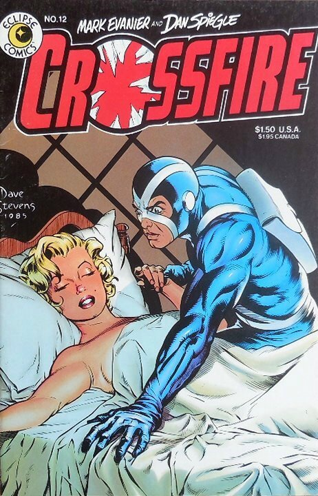 Crossfire (usa) 1985